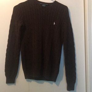 Ralph Lauren sports sweater